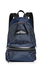 Marc Jacobs The Large Backpack Night Blue