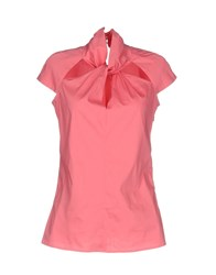 Guess By Marciano Blouses Pink