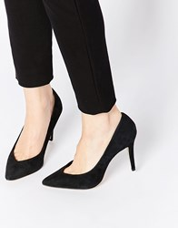Ravel Point Court Shoes Black