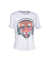 Imperial Star Imperial Topwear T Shirts Men White