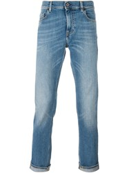 Pence Straight Leg Jeans Blue