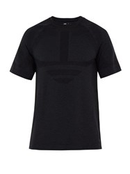 Lndr Iron Technical Performance T Shirt Black