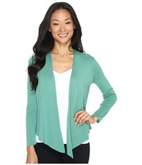 Nic Zoe 4 Way Cardy Absinthe Women's Sweater Olive