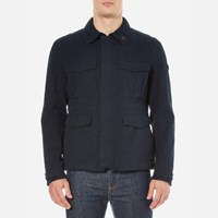 Boss Orange Men's Ojett 4 Pocket Jacket Dark Blue