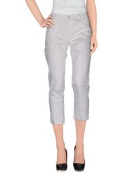 Marina Yachting Trousers Casual Trousers Women White