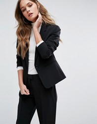 New Look Tailored Blazer Black