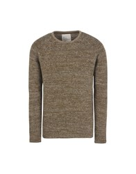 Rvlt Revolution Sweaters Military Green