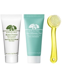 Free Origins Facial Brush