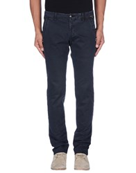 Monocrom Trousers Casual Trousers Men Dark Blue