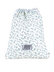 G.V.G.V. Liberty Floral Print Backpack White