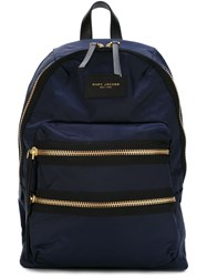 Marc Jacobs 'Biker' Backpack Blue