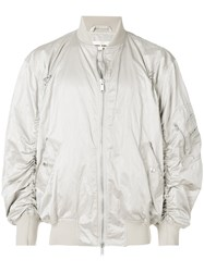Damir Doma Classic Bomber Jacket Nude And Neutrals