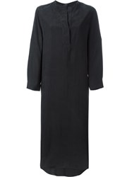 Joseph Long Tail Shirt Dress Black
