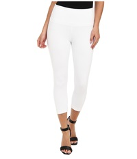 Lysse Perfect Denim Capri 6173C White Women's Capri