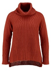 Stefanel Jumper Red