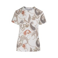 See By Chloe Openwork T Shirt Multicolor White 2