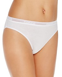 Naked High Cut Brief W120109 White