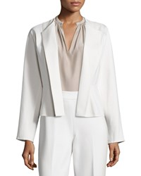 Josie Natori Double Knit Short Jacket Women's