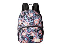 Roxy Always Core Backpack Anthracite Tropical Dream Bags Multi
