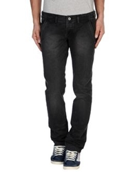 Diesel Casual Pants Steel Grey