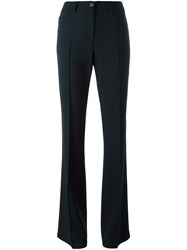 Akris Flared Trousers Blue