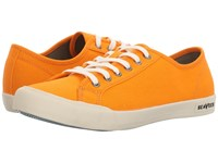 Seavees 06 67 Monterey Standard Poppy Orange Women's Shoes
