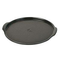 Emile Henry Pizza Stone Charcoal Black
