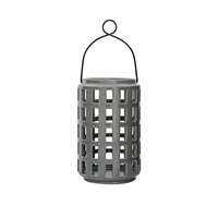 Bloomingville Lantern With Handle Tall