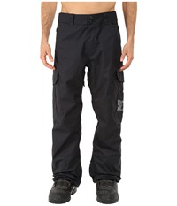 Dc Banshee Snow Pants Anthracite Men's Casual Pants Pewter