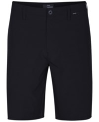 Hurley Men's Halford Flex Shorts Black