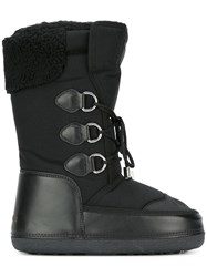 Dsquared2 Ski Snow Boots Black