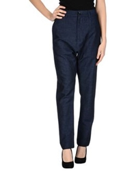 Billtornade Casual Pants Blue