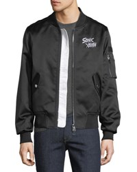 Eleven Paris Jaxim Band Jacket Black