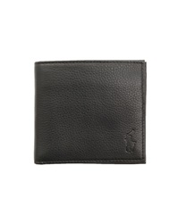 Polo Ralph Lauren Black Leather Wallet