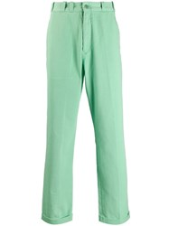 Levi's Vintage Clothing Twill Trousers Green