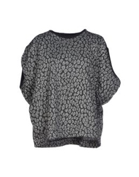 Soho De Luxe Sweatshirts Black