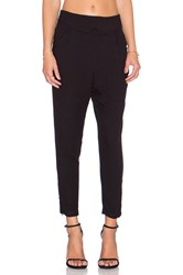 Lamade Tapered Trouser Black