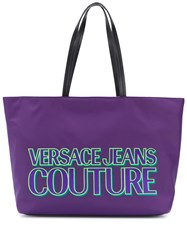 Versace Jeans Couture Logo Shopper Tote 60