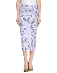 Motel Rocks 3 4 Length Skirts Lilac