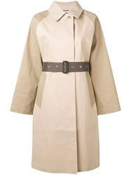 Mackintosh Belted Trench Coat Neutrals