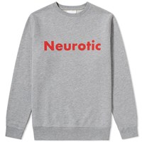 Soulland Keaton Crew Sweat Grey