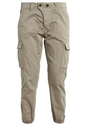 Replay Trousers Olive