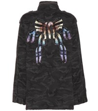 Marc Jacobs Camouflage Anorak Multicoloured