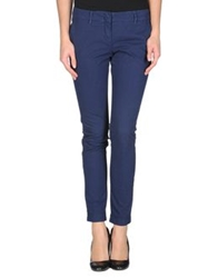 Siviglia Denim Casual Pants Coral