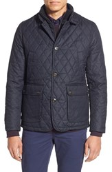 Men's Ted Baker London Diamond Quilted Jacket