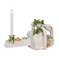 Seletti Flower Attitude Candle Holder The Chainsaw