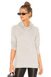 Cupcakes And Cashmere Luca Sweater Gray
