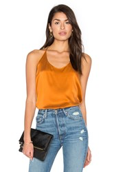 L'agence Mary Tank Burnt Orange