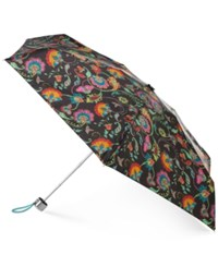 Totes Neverwet Manual Umbrella Gift Set Cultural Floral