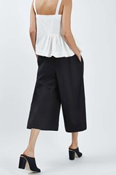 Wide Leg Culottes By Boutique Black